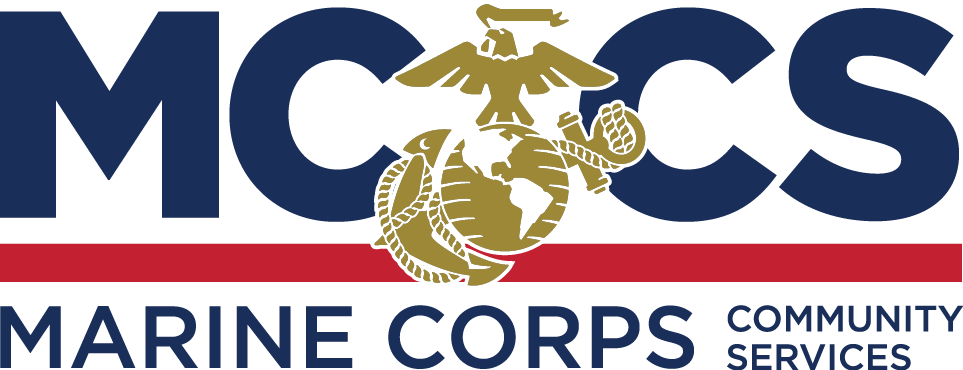 Marine Corps Community Services Logo