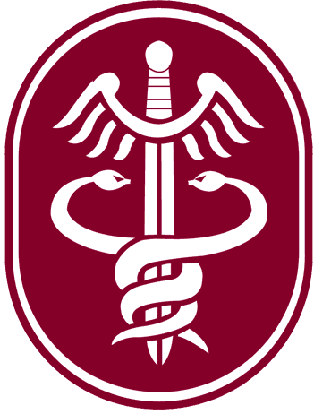 US Army Medical Command Logo