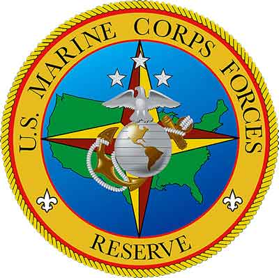 US Marine Corps Forces Reserve Logo