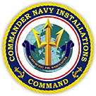Commander Navy Installations Command Logo