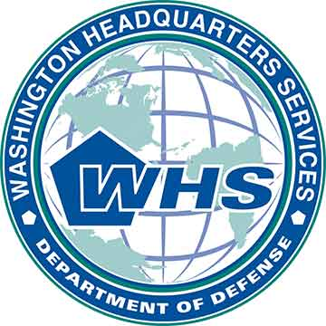 Washington Headquarters Services (WHS) Logo